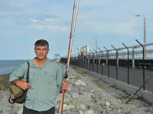 Anglers line up to end north wall lockout