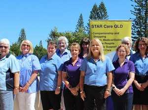 Female volunteers the 'backbone' of community service