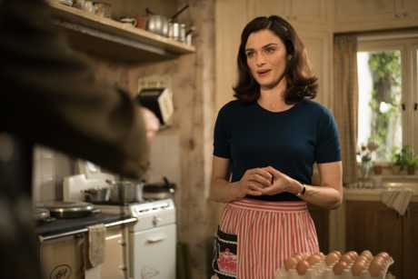Rachel Weisz in a scene from the movie The Mercy.