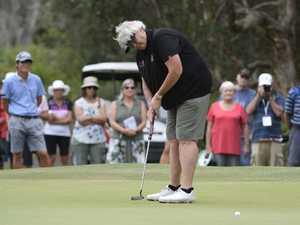 Golf - Women's NSW Open. Day2