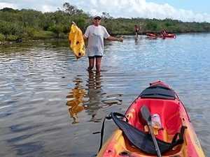 Noosa's Clean Up Australia Day activities