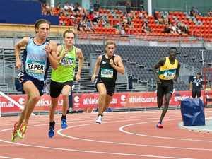 Mackay Runner sets sights on 2022 Games