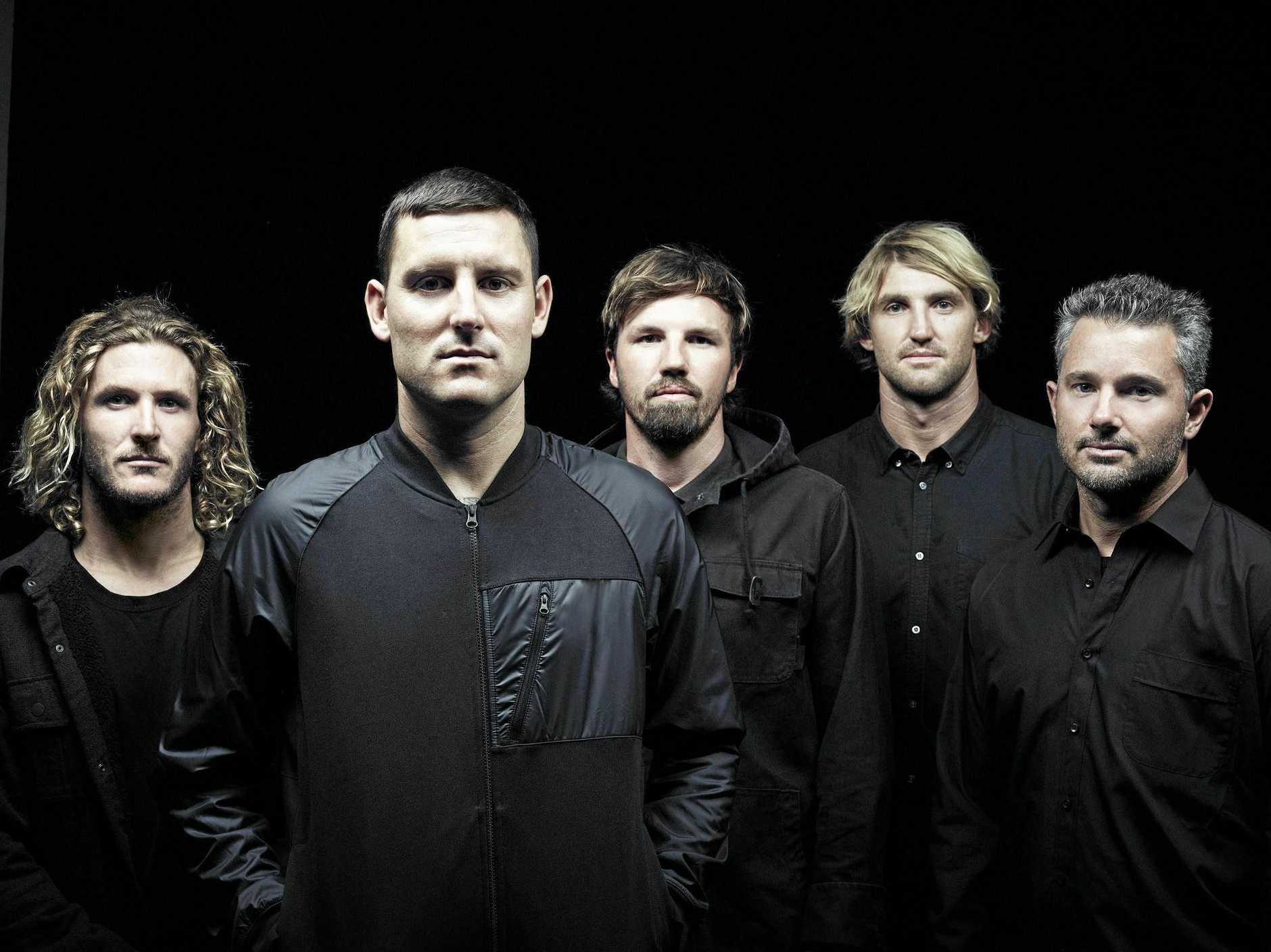 Parkway Drive have released a new song off their upcoming album release.