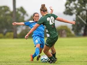 Football Queensland shines the spotlight on female players