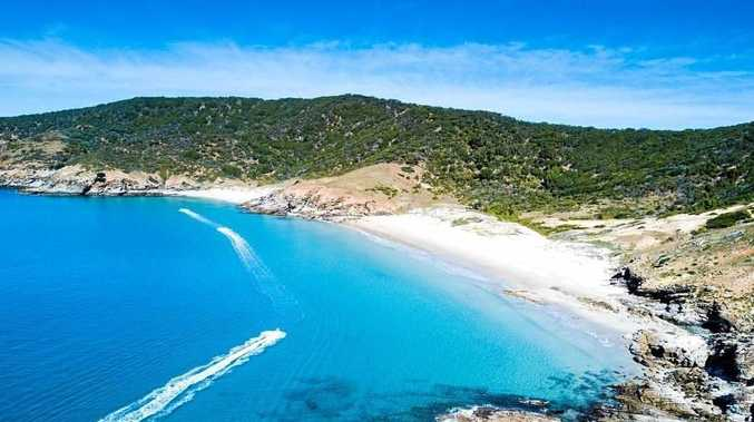WAR OF WORDS: A political battle is smouldering over the future of development on Great Keppel Island.