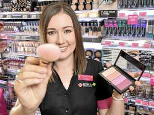 Beauty advisor excited for fashion festival