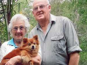 Still the 'best of mates' after 60 years married