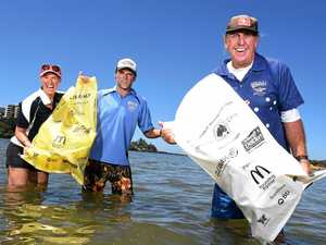 Let's get rid of rubbish this Clean Up Australia Day