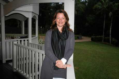 UNIQUE ESTATES: Nicolette van Wijngaarden   Photo Christian Morrow / Byron Shire News