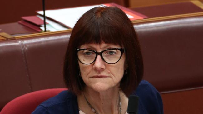 Senator Rachel Siewert.