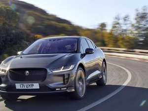Jaguar's i-Pace Tesla rival unveiled