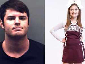 Rough sex claim doubted in cheerleader's death