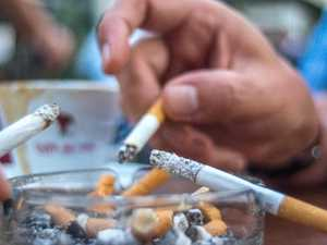 Smoking rates fall for mums across public health region