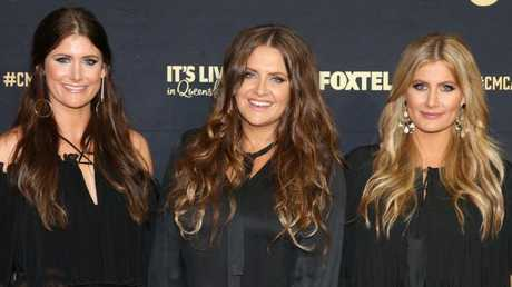 The McClymonts will host the 2018 8th annual CMC Music Awards at The Star Gold Coast on March 15. Picture Mike Batterham