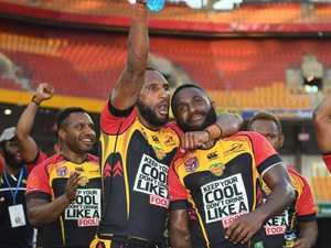 PNG and Cairns investigating joint NRL bid