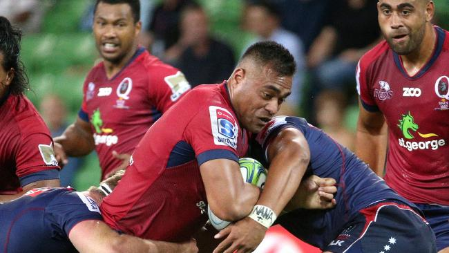 Caleb Timu is out after being sent off in a club game.