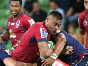Reds' plan floored by Timu punch