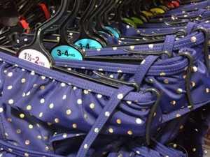 Retailer slammed for selling baby bikinis