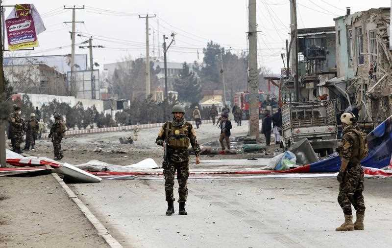 A suicide car bomb targeting a foreign forces convoy in Qabil Bay area of Kabul. According to reports, at least one person was killed and four others injured.