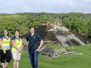 CQU researchers help uncover Mayan mysteries