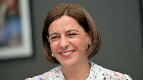 Deb Frecklington is the leader of the Liberal National Party of Queensland and Leader of the Queensland Opposition.