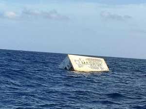 Mariners warned of ocean hazard off Sunshine Coast