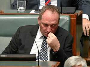 Barnaby meant to be in Bundy today