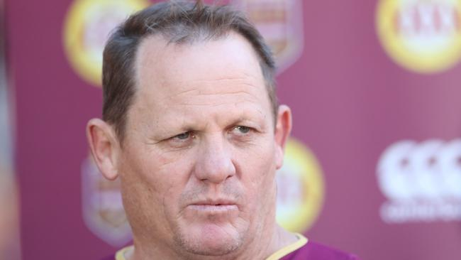 Kevin Walters has quit the Broncos. Photo: Peter Wallis