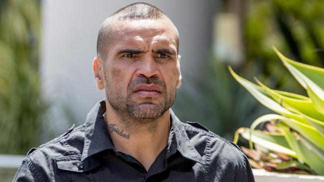 Ian Roberts wasn't afraid to let Anthony Mundine know how he feels.