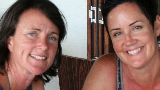 Aussie traveller Shelley Hill, left, has come down with a severe strain of malaria after being told she didn't need antimalarial medication in Cambodia during dry season.