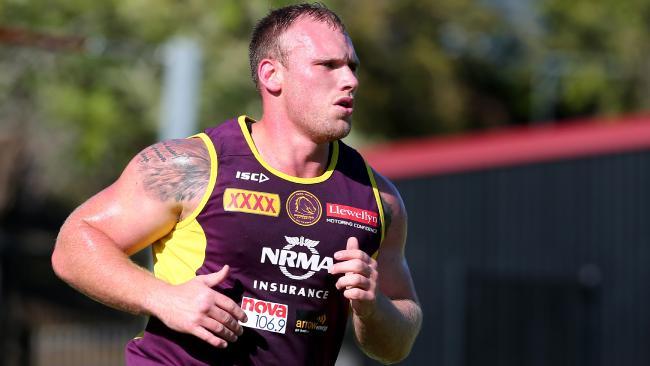 Darius Boyd believes Matt Lodge is a future NSW Blues player