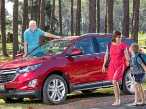 ROAD TEST: Holden Equinox under family microscope