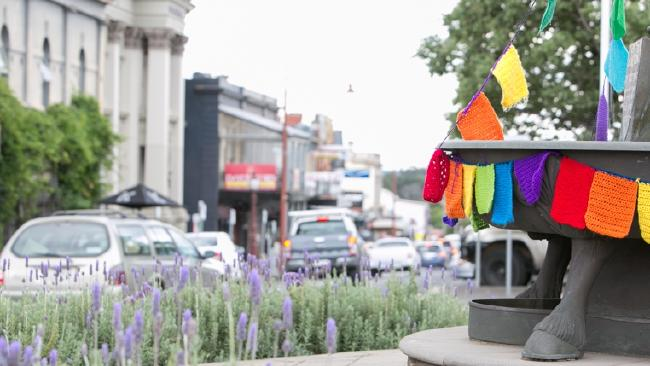 Daylesford, in country Victoria, is now one of the places in Australia with the highest proportions of gay couples.