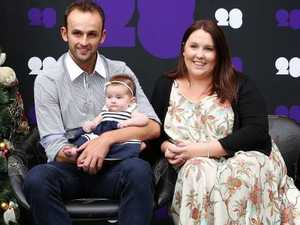 WAG's 'humiliating' public split