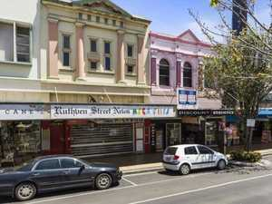 Toowoomba CBD building on market for less than $1m