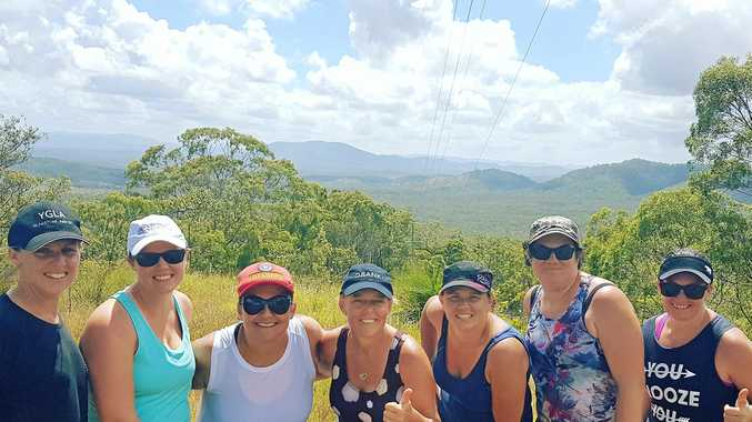 TEAM: Tramps Like Them will participate in the 10th annual Wild Women On Top Sydney Coastrek.