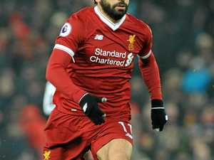 Salah scores again as Reds move second in EPL