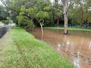 Heavy rain hits Coast hinterland