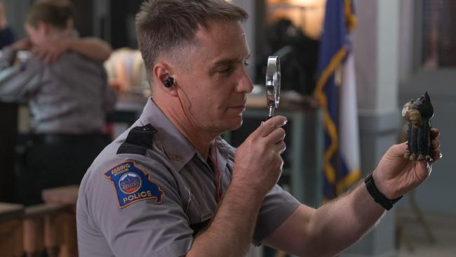 Sam Rockwell is widely expected to win Best Supporting Actor for his portrayal of a racist cop