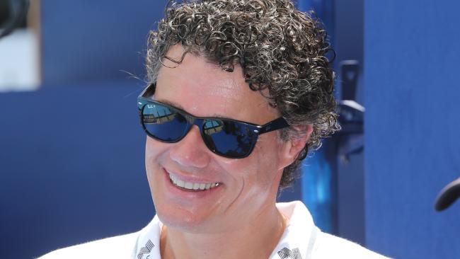 Australian Head Swim Coach Jacco Verhaeren insists times will improve.