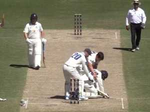 'Horrible moment' revives cricket horror