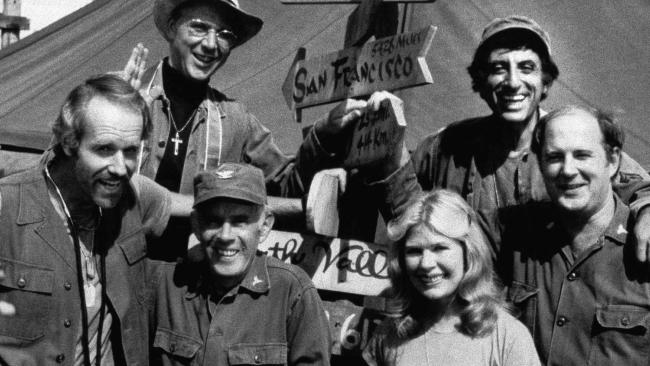 M*A*S*H star David Ogden Stiers has died at 75.