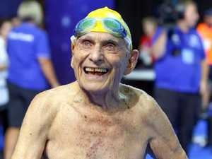Weet-Bix kid: 99-year-old swimmer smashes world records