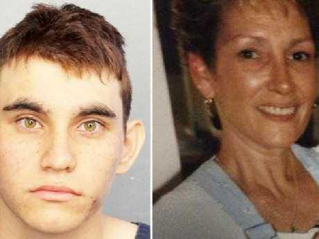 Nikolas Cruz called 911 after the death of his mum, Lynda Cruz. Picture: Supplied