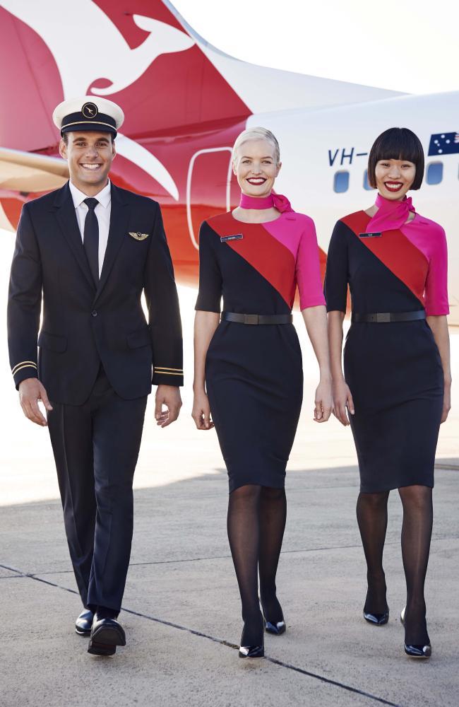 Qantas is focusing on inclusivity. Picture: Qantas