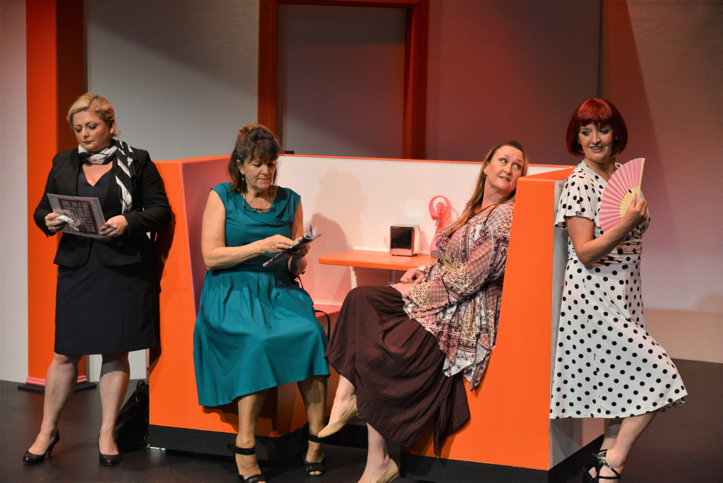 Menopause the Musical is coming to the MECC.