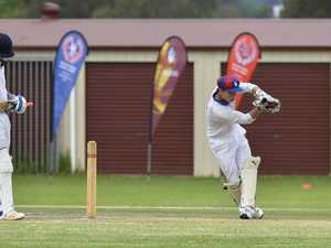 State cricket champs in city