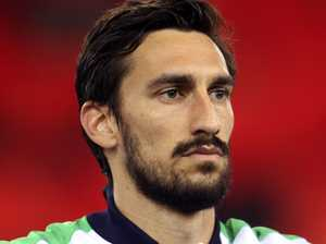 Football star, David Astori dies in his sleep aged 31