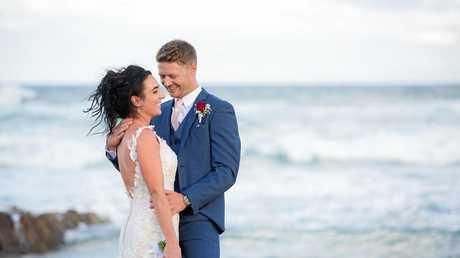Katie Ormerod has married Zak Grimshaw.