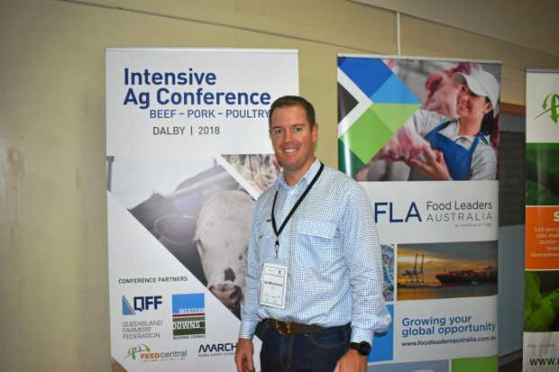 SOCIAL LICENCE: A hot topic affecting the intensive ag industry according to WWF's Ian McConnel.